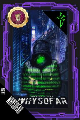 Whysofar Biocard Front